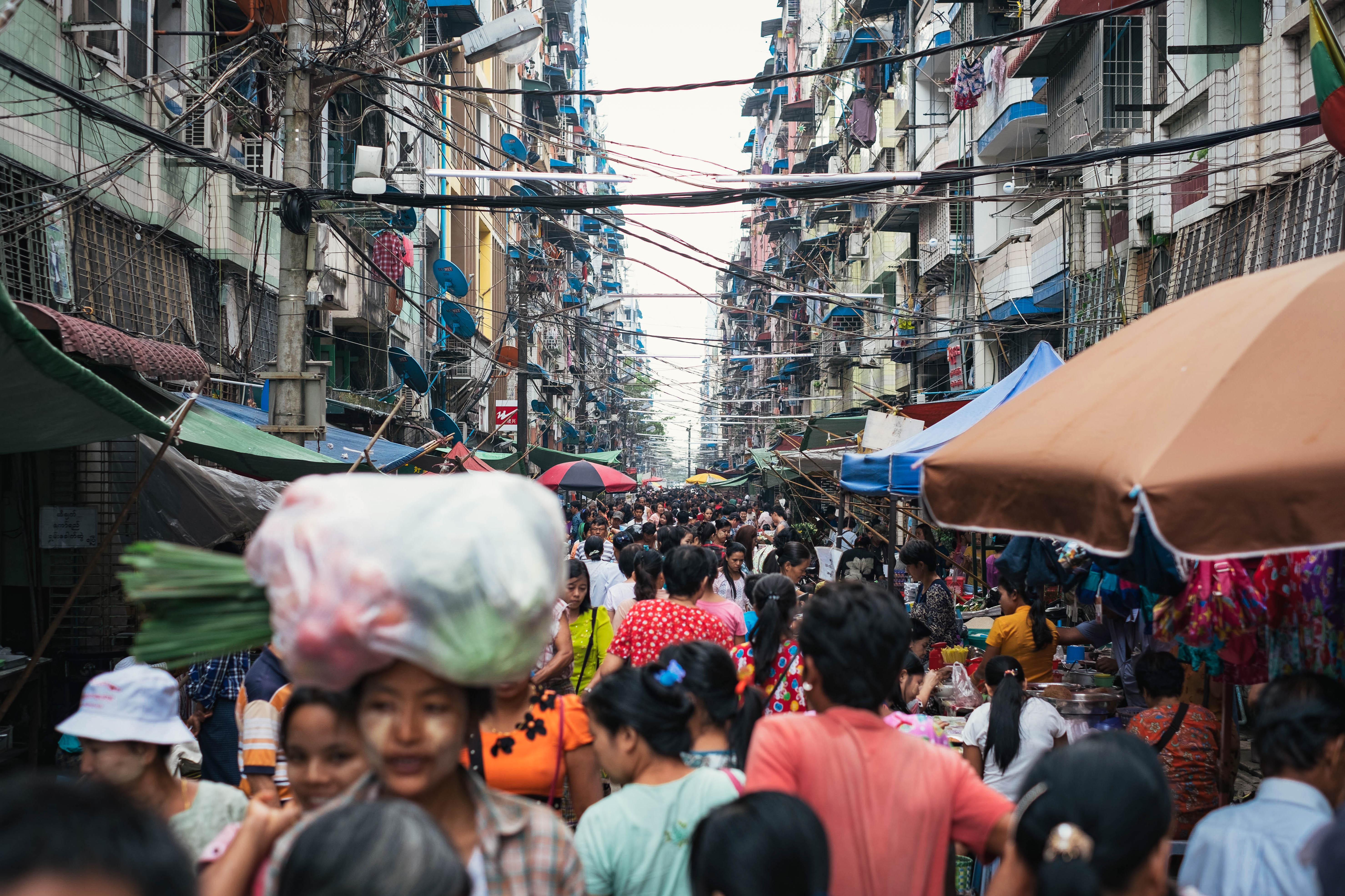 実際に訪れて感じたヤンゴンの魅力【ミャンマー旅行記③】