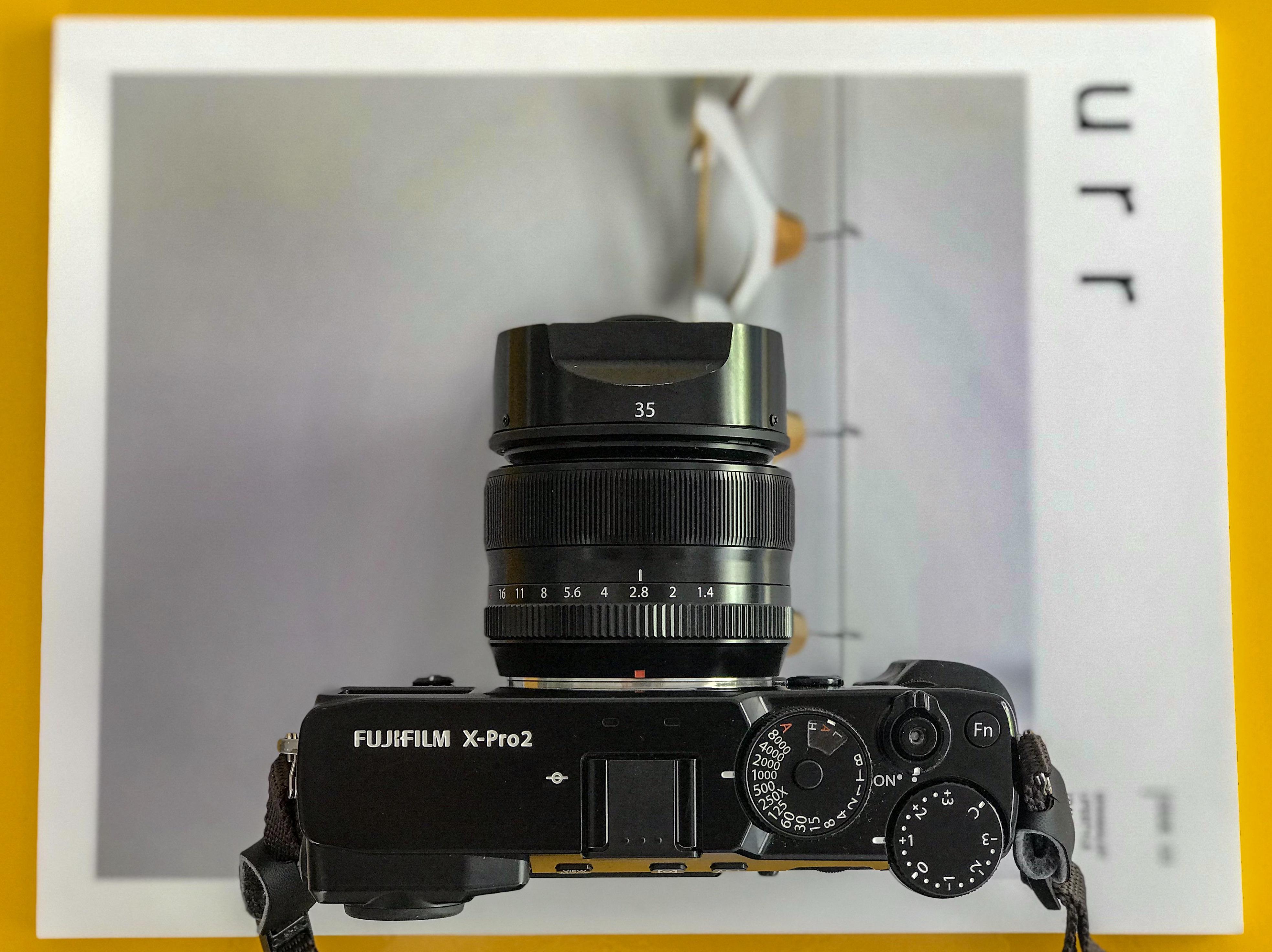 FUJIFILMのカメラ「X-Pro2」を修理に出した経緯と見積もりの備忘録。
