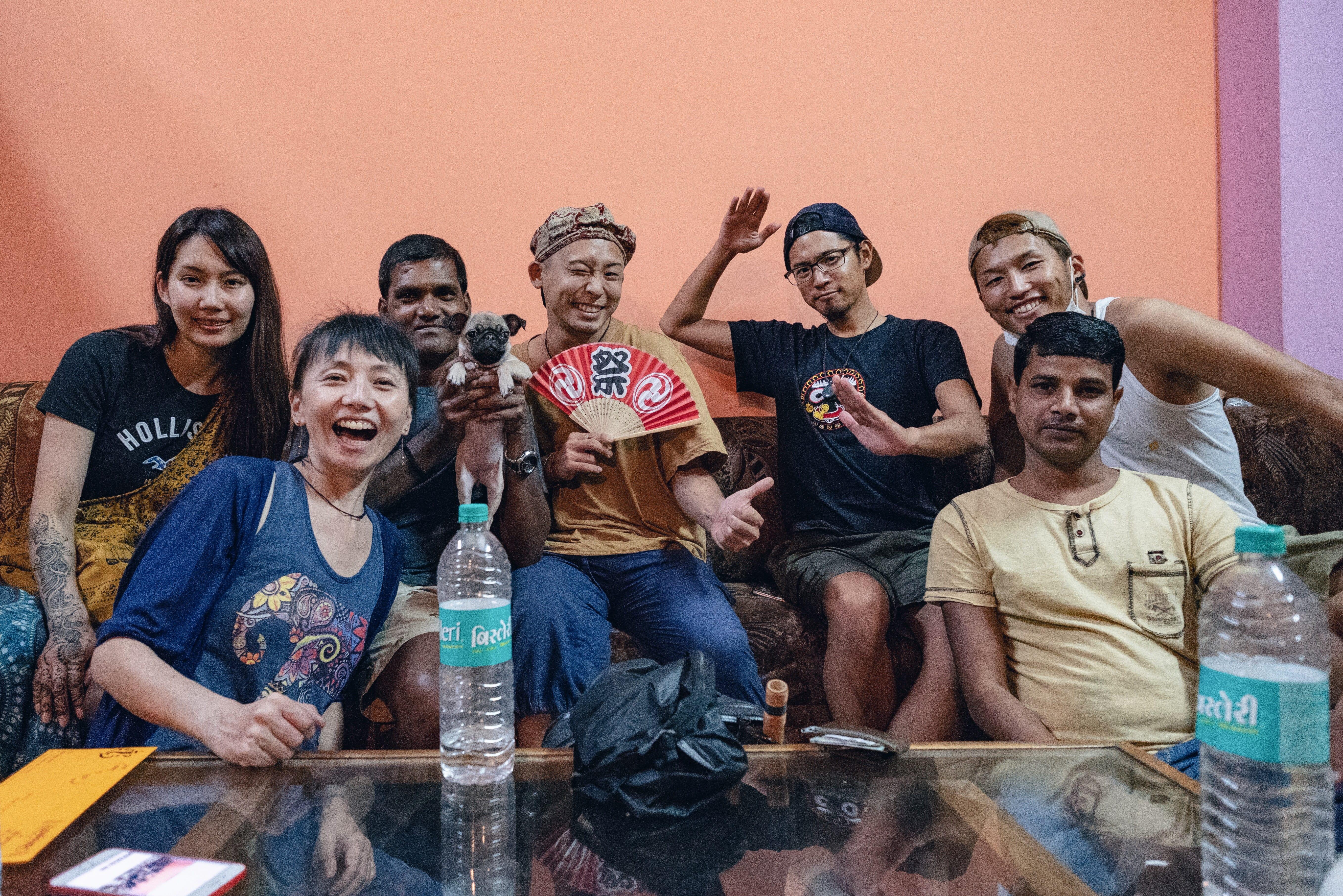 初めてのバラナシにおすすめ!日本人女性が運営する「ルドラゲストハウス」|インド