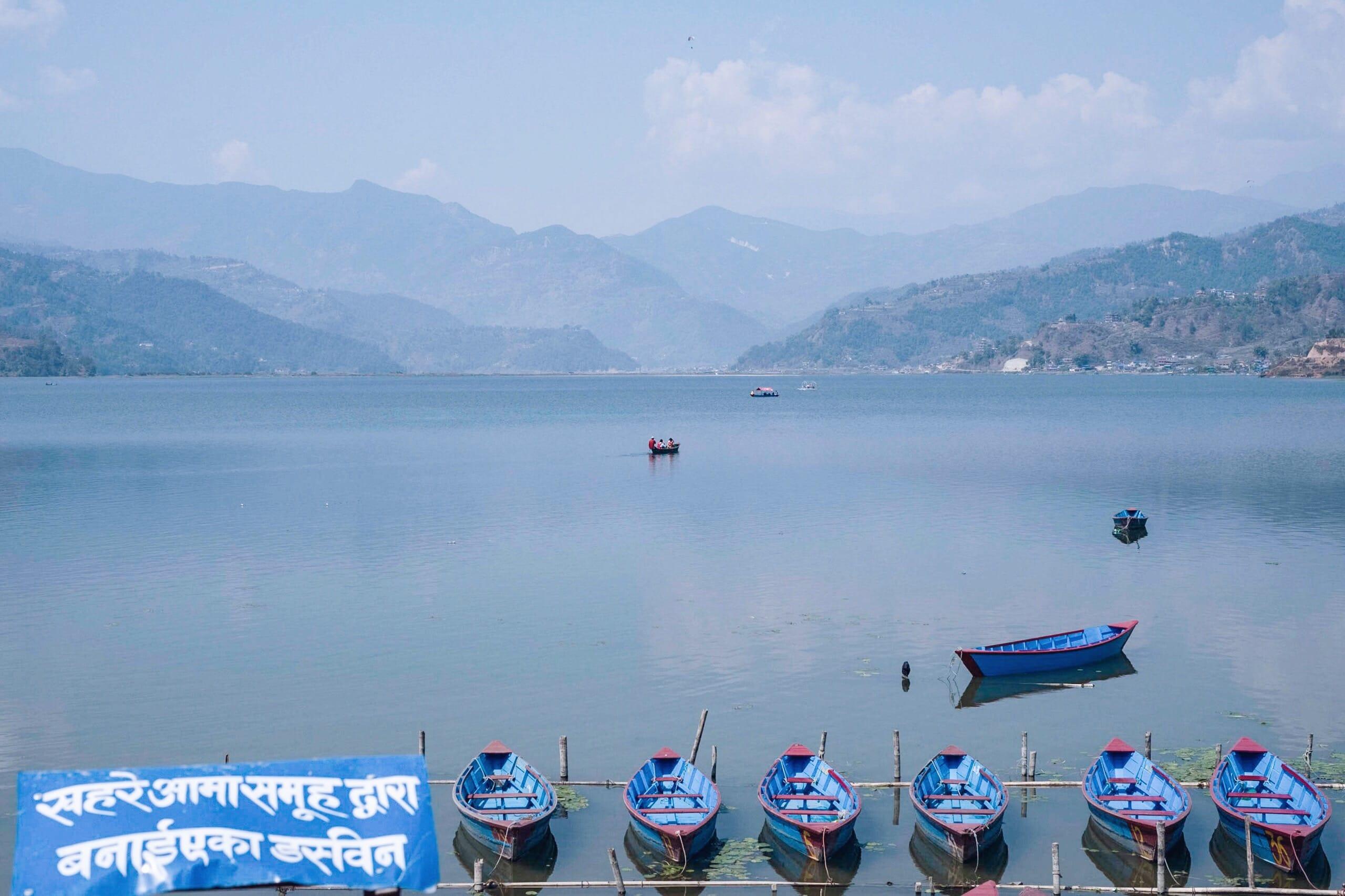 ファインダー越しに旅する、ネパール癒しの街「ポカラ」|ネパール旅行記②