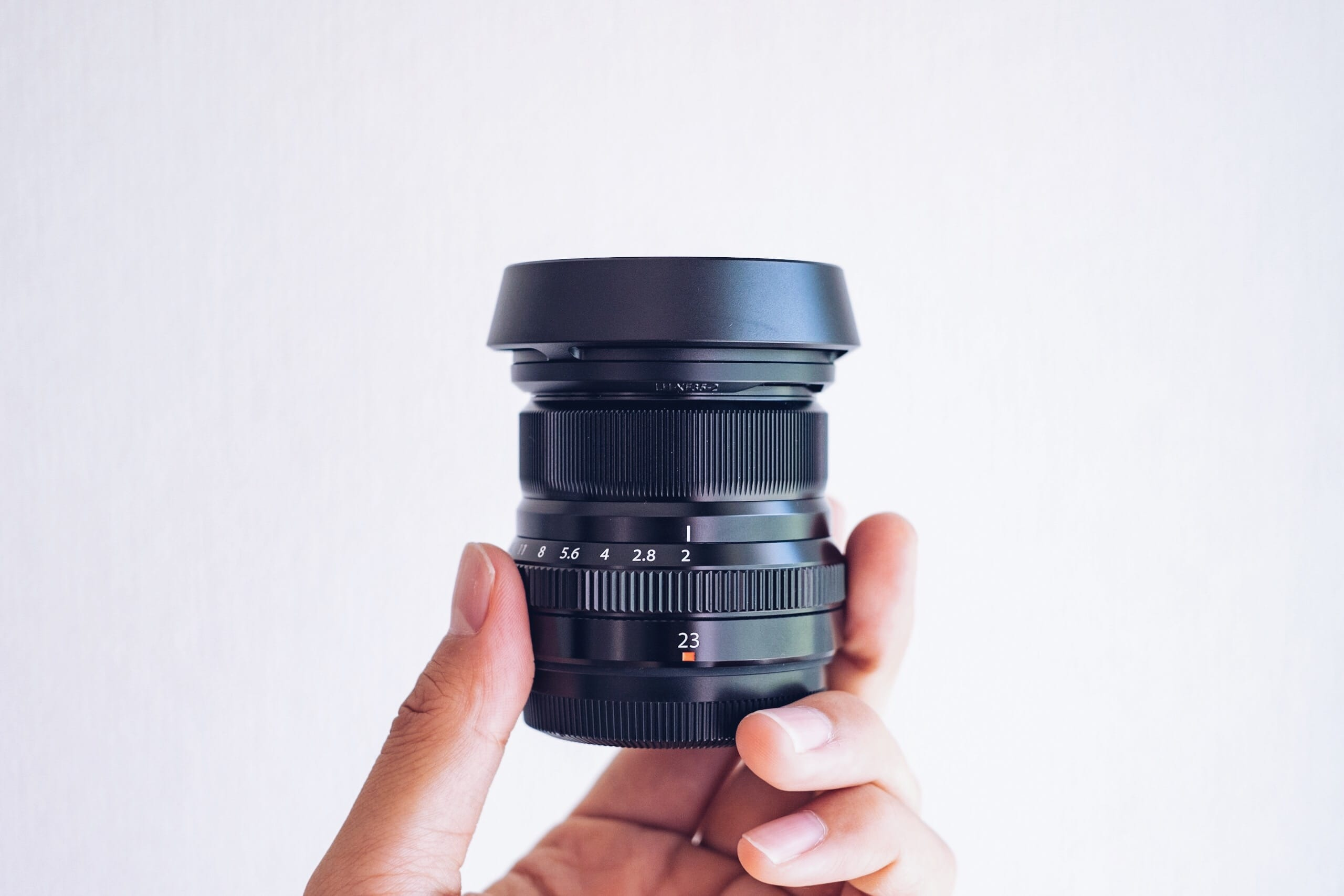 FUJIFILM XF23mm F2 R WR 1年使用レビュー。小さく軽く、テンポよく撮れる単焦点レンズ【作例あり】