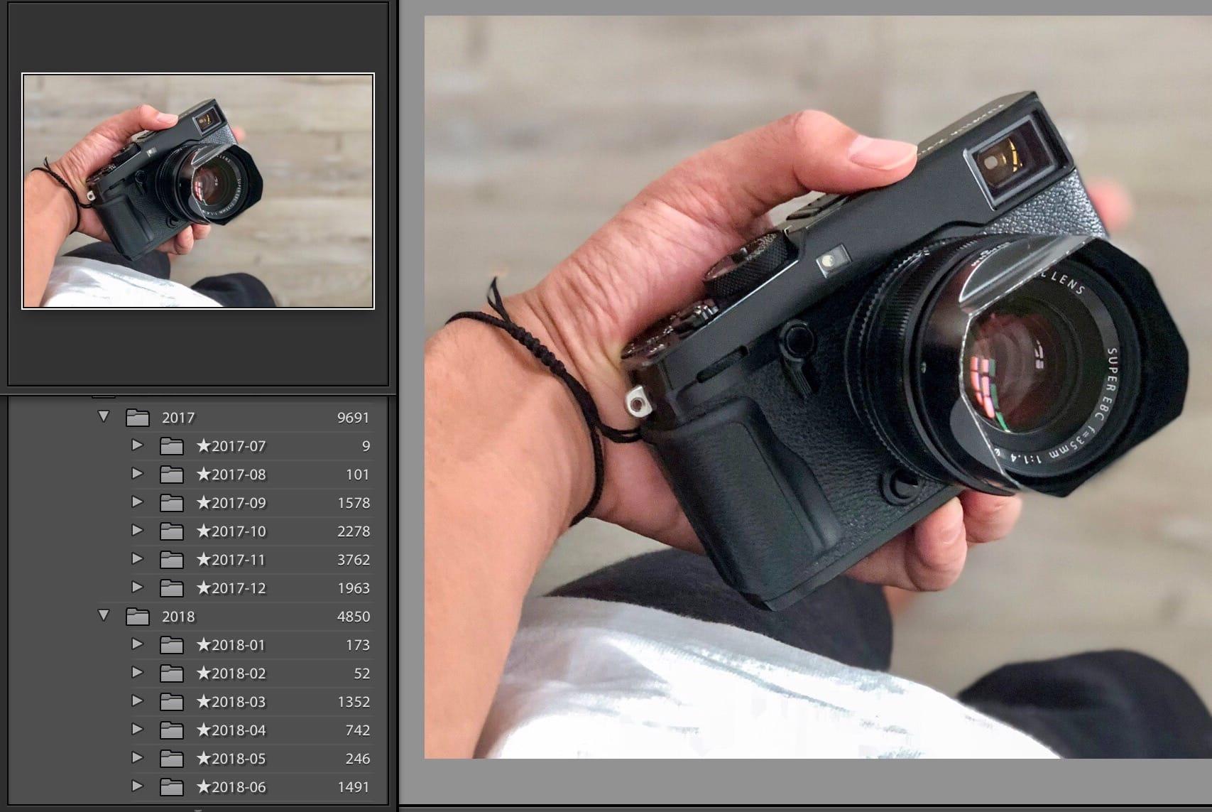 Lightroom内で写真データを新しい外付けHDDに移行する方法【簡単】