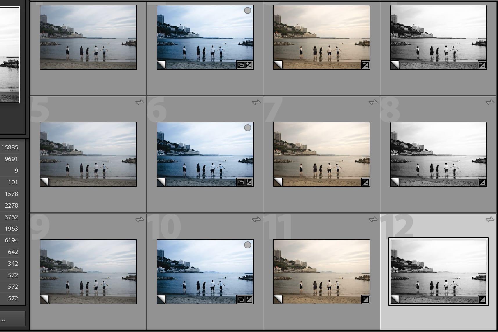 Lightroomで1枚の写真に複数の現像を設定する方法【便利なレタッチ方法も解説】