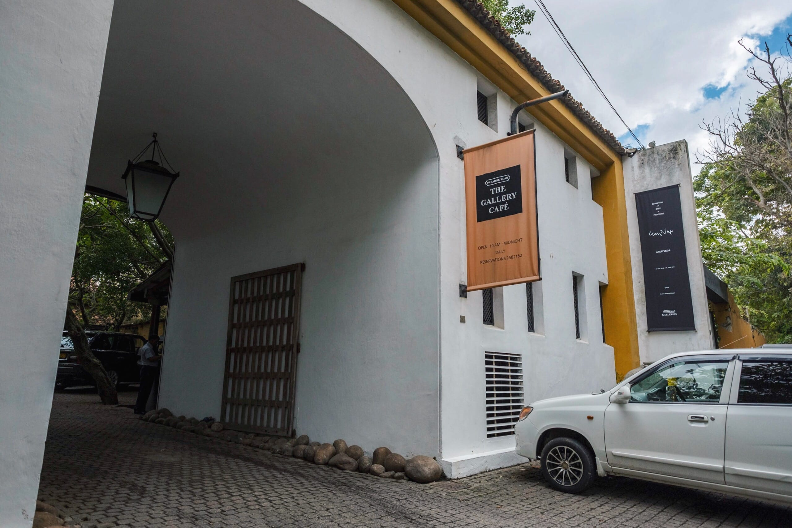 コロンボに来たら訪れたいバワ建築カフェ「パラダイス ロード ザ ギャラリー カフェ」|スリランカ