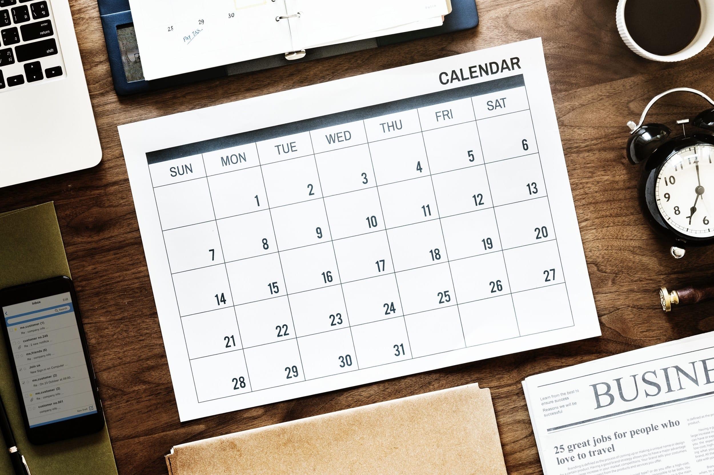 一日を効率良く過ごすための、Googleカレンダーの便利な使い方