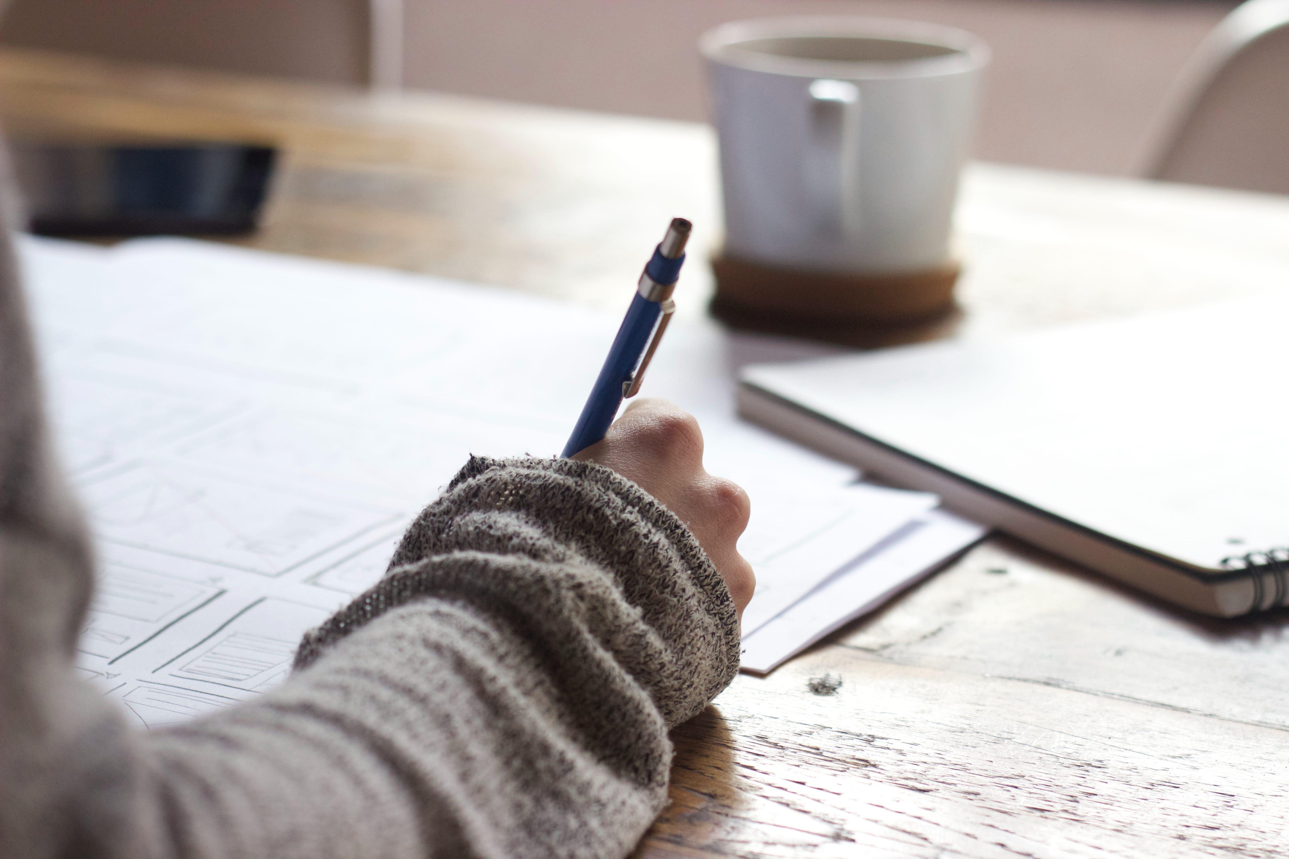 ブログの記事が書けない理由と改善策をセットで語る