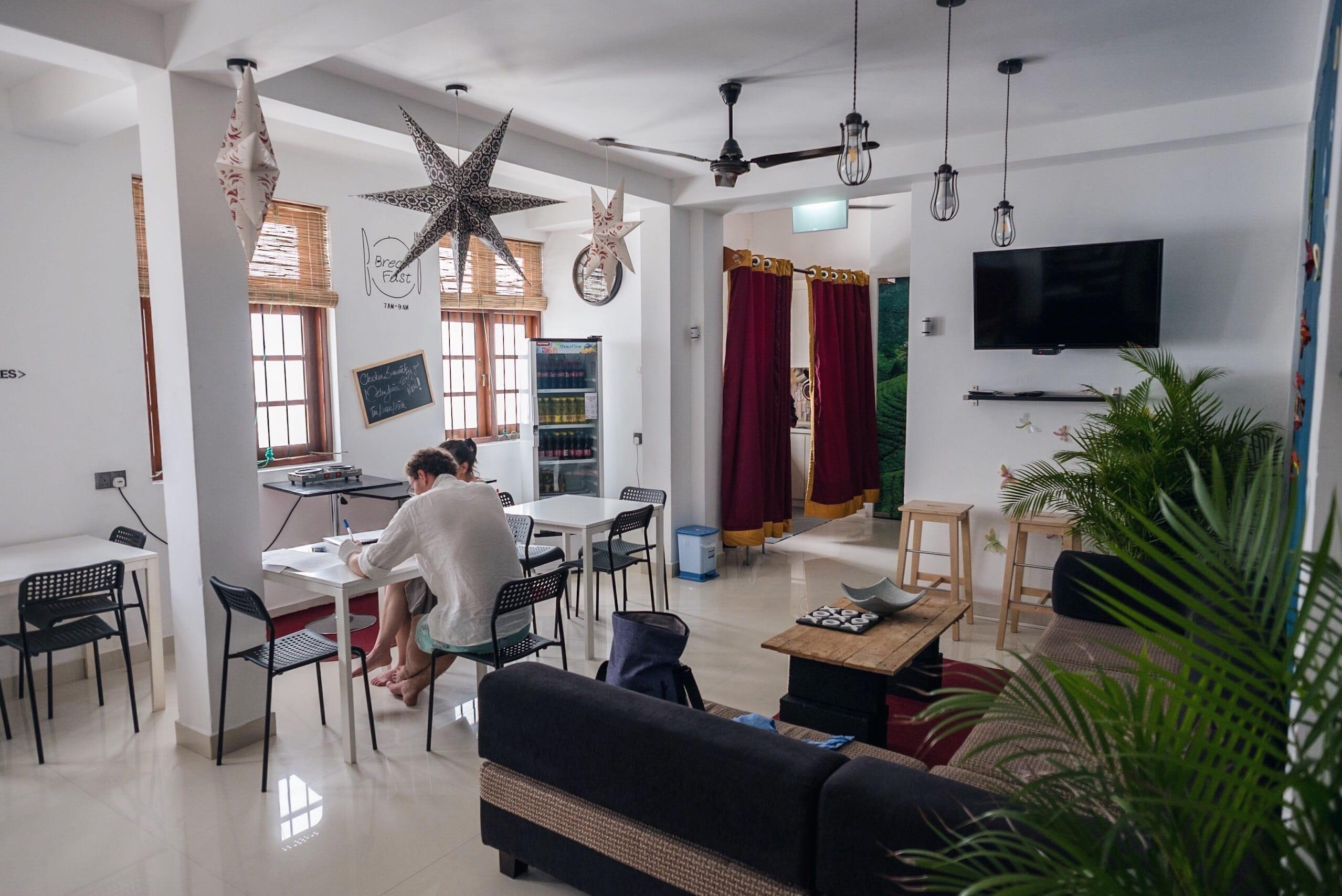 コロンボ市内おすすめのおしゃれな格安ホテル(ゲストハウス)4つ|スリランカ