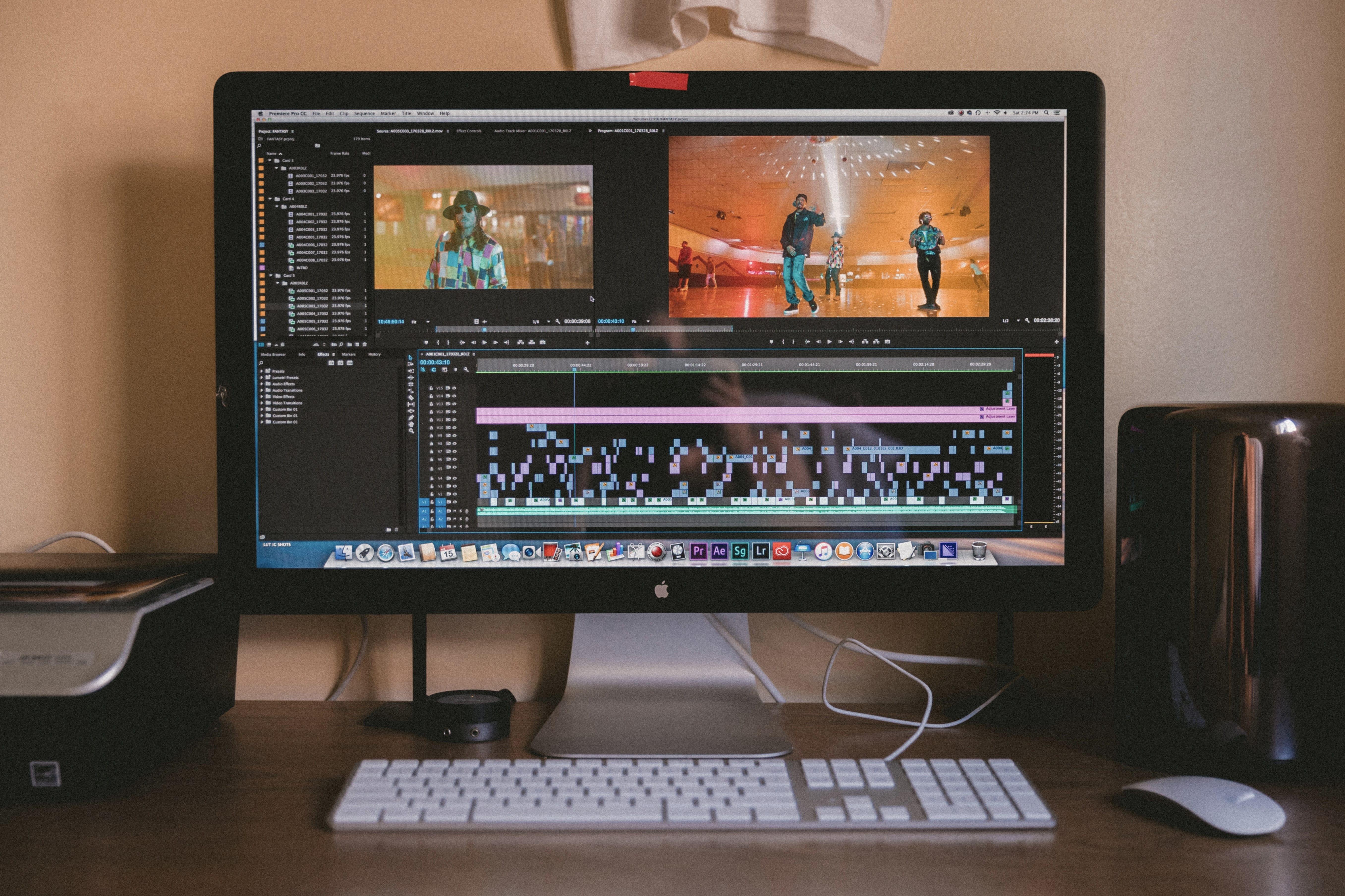 Macで使えるおすすめの動画編集ソフトは3つだけ【VlogやYouTubeに向いてるソフトを解説】