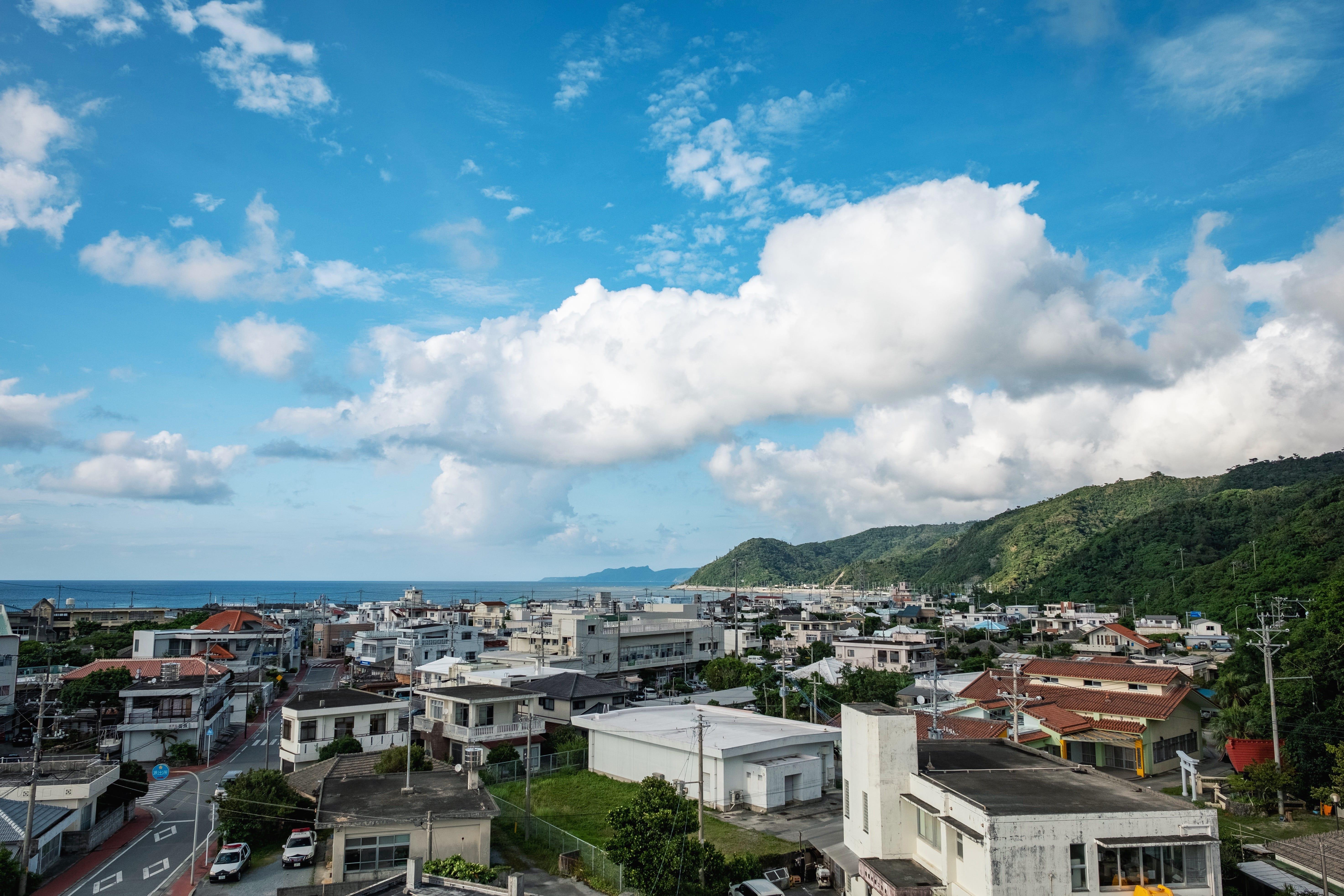 雄大な自然と人の温かさに触れた村「沖縄県国頭村辺土名」のノマドワークな1日|沖縄