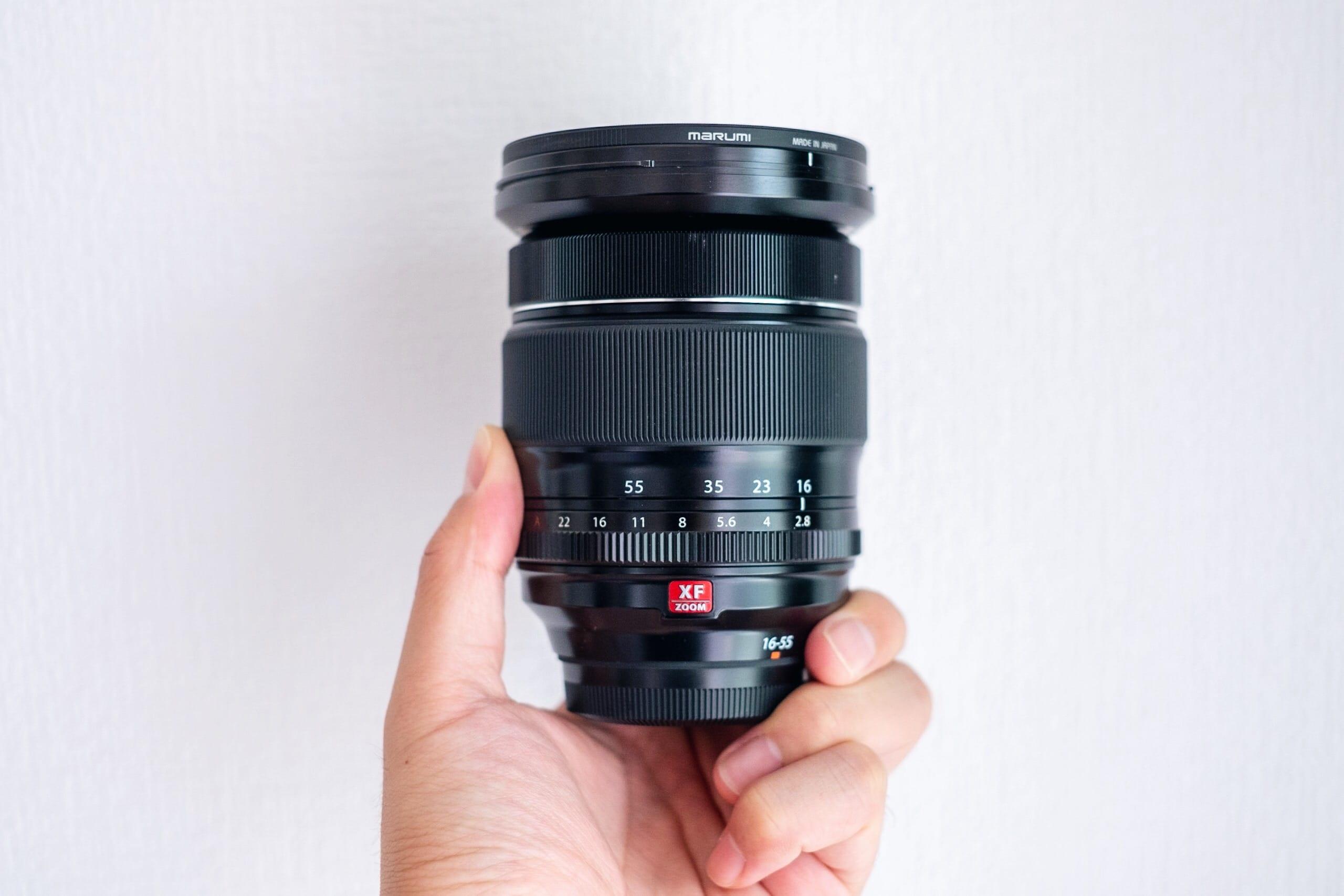 FUJIFILM XF16-55mmF2.8 R LM WR 半年使用レビュー。ズームの利便性と単焦点並みの描写が魅力のレンズ【作例あり】